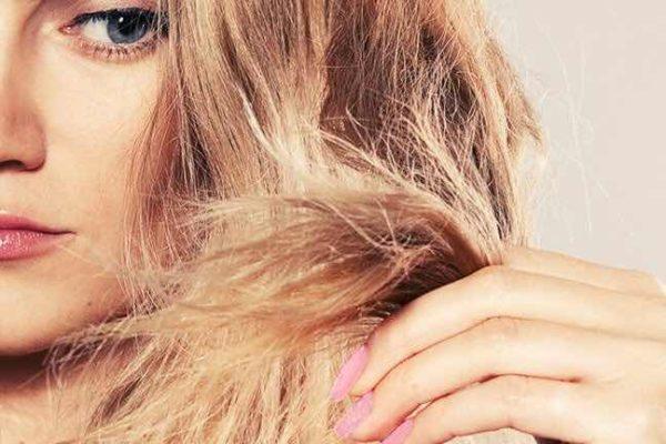 علاج تقصف الشعر المصبوغ